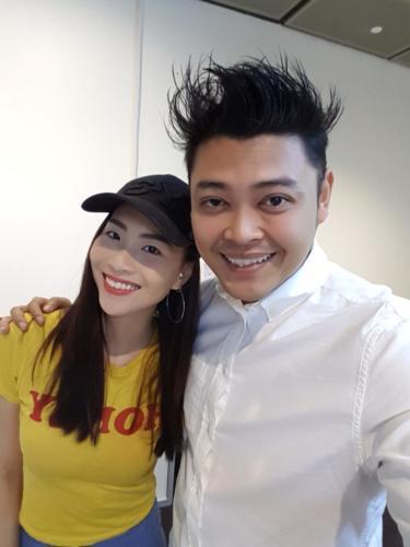 Alfi & Sonia Chew